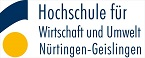 Logo der HfWU